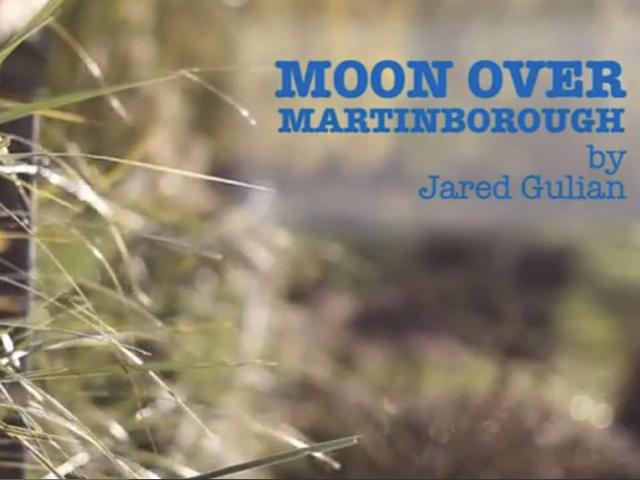 Moon Over Martinborough by Jared Gulian